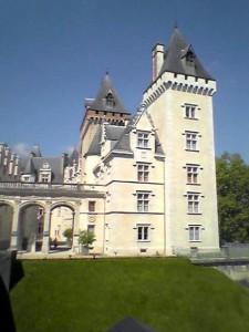 Photo du château de Pau