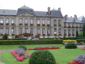 Photo du palais de l'intendance