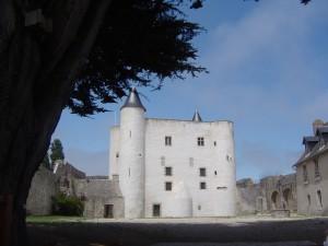 Photo du château de Noirmoutier