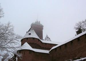 Image du château du Haut-Koenisbourg